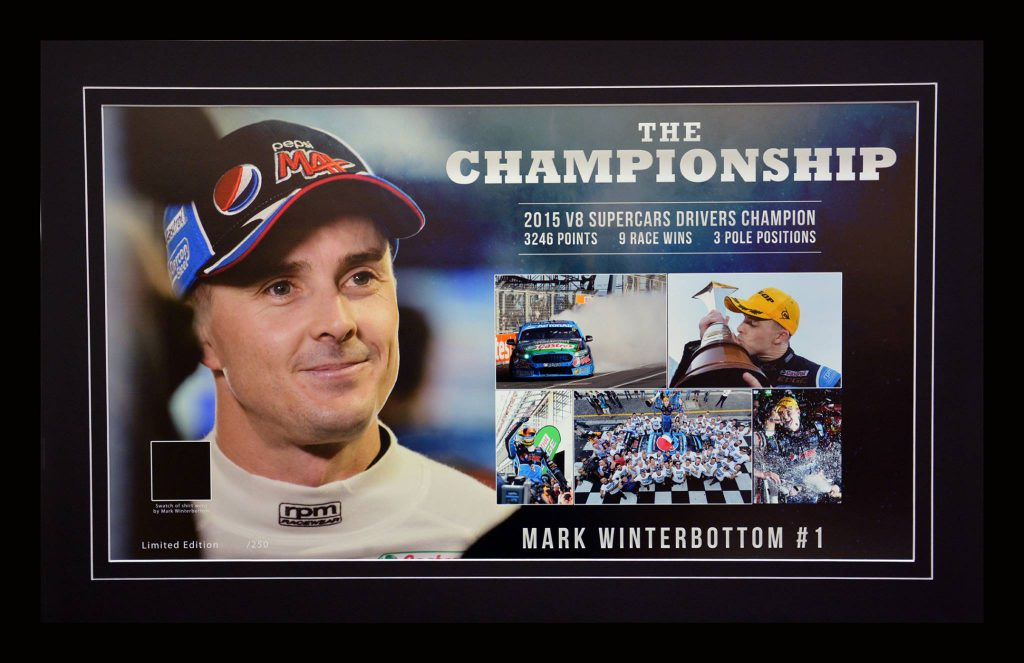 Mark WInterbottom Championship